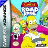Simpsons, The - Road Rage Boxart